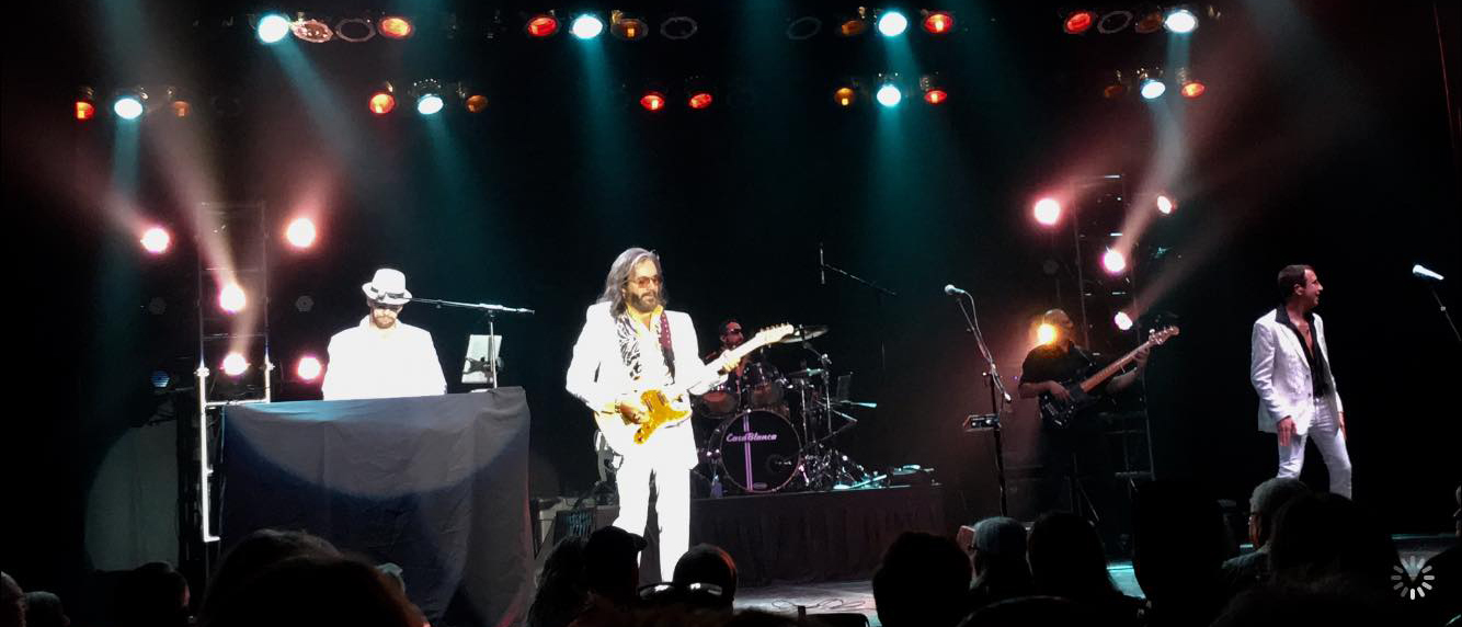 BEE GEES GOLD Tribute Band at Impact Fuel Room