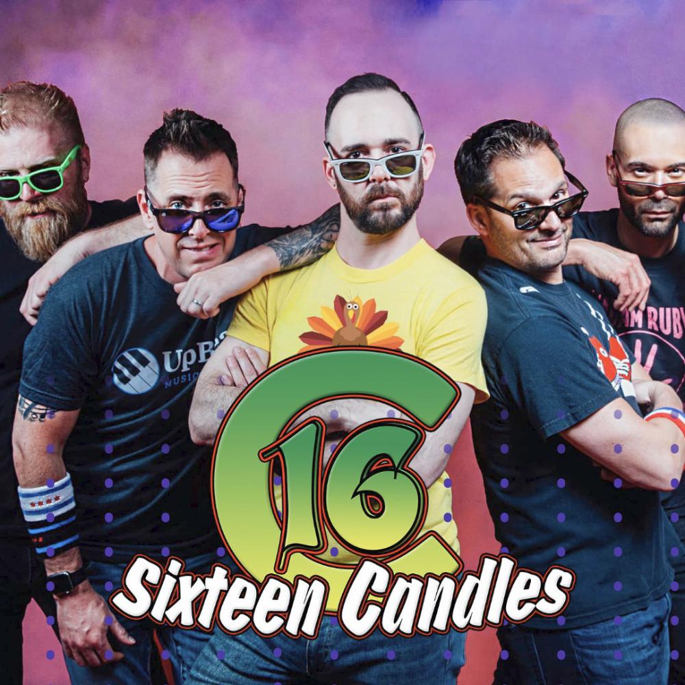Sixteen Candles show poster