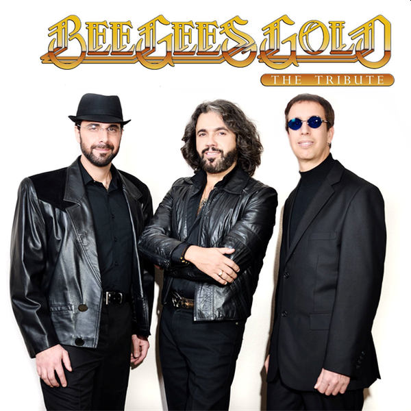 Bee Gees Gold show poster