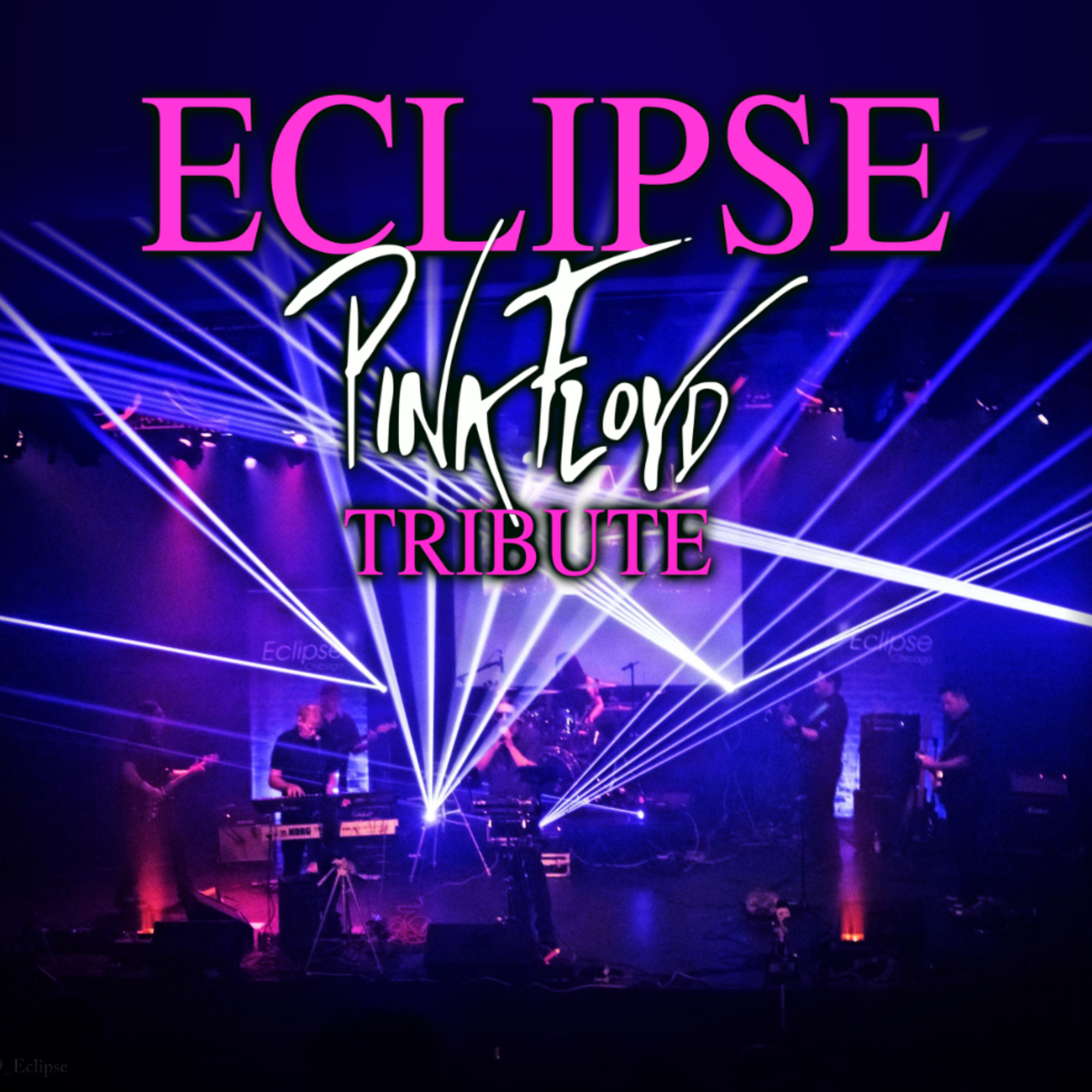 Pink Floyd Tribute - Eclipse show poster