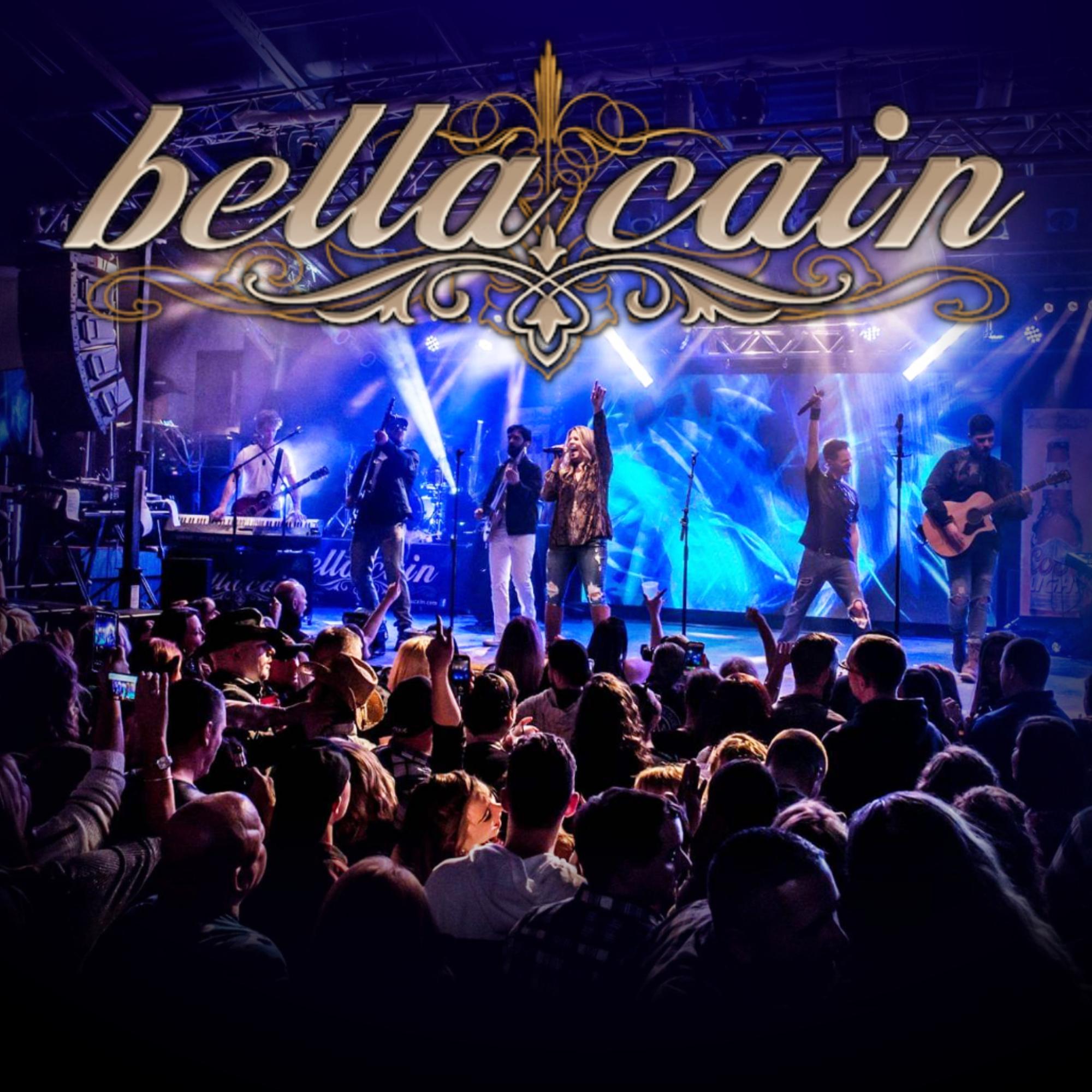 Bella Cain  show poster