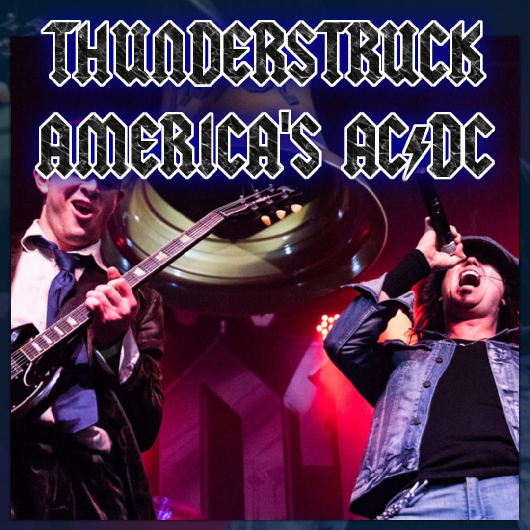AC/DC Tribute - Thunderstruck image