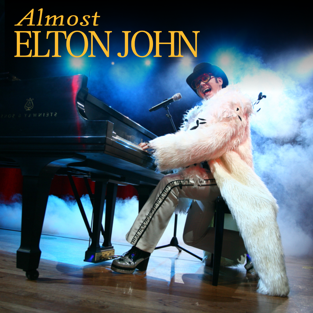 Remember When Rock Was Young - The Elton John Tribute  show poster