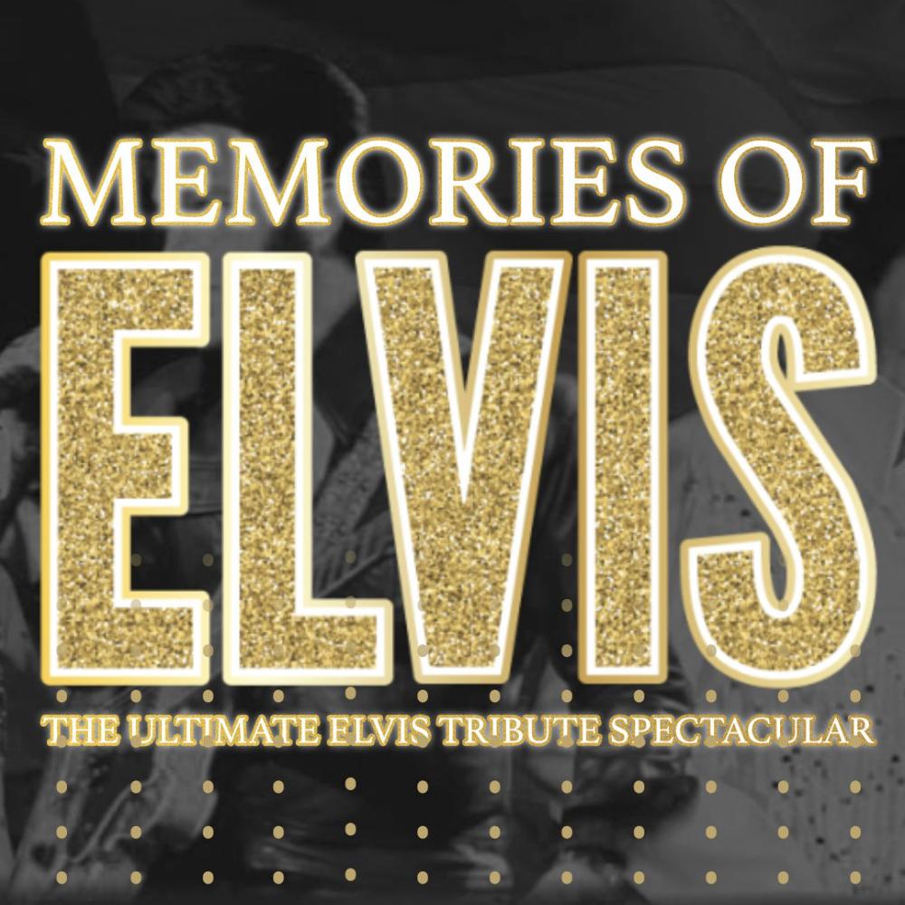 Memories of Elvis show poster