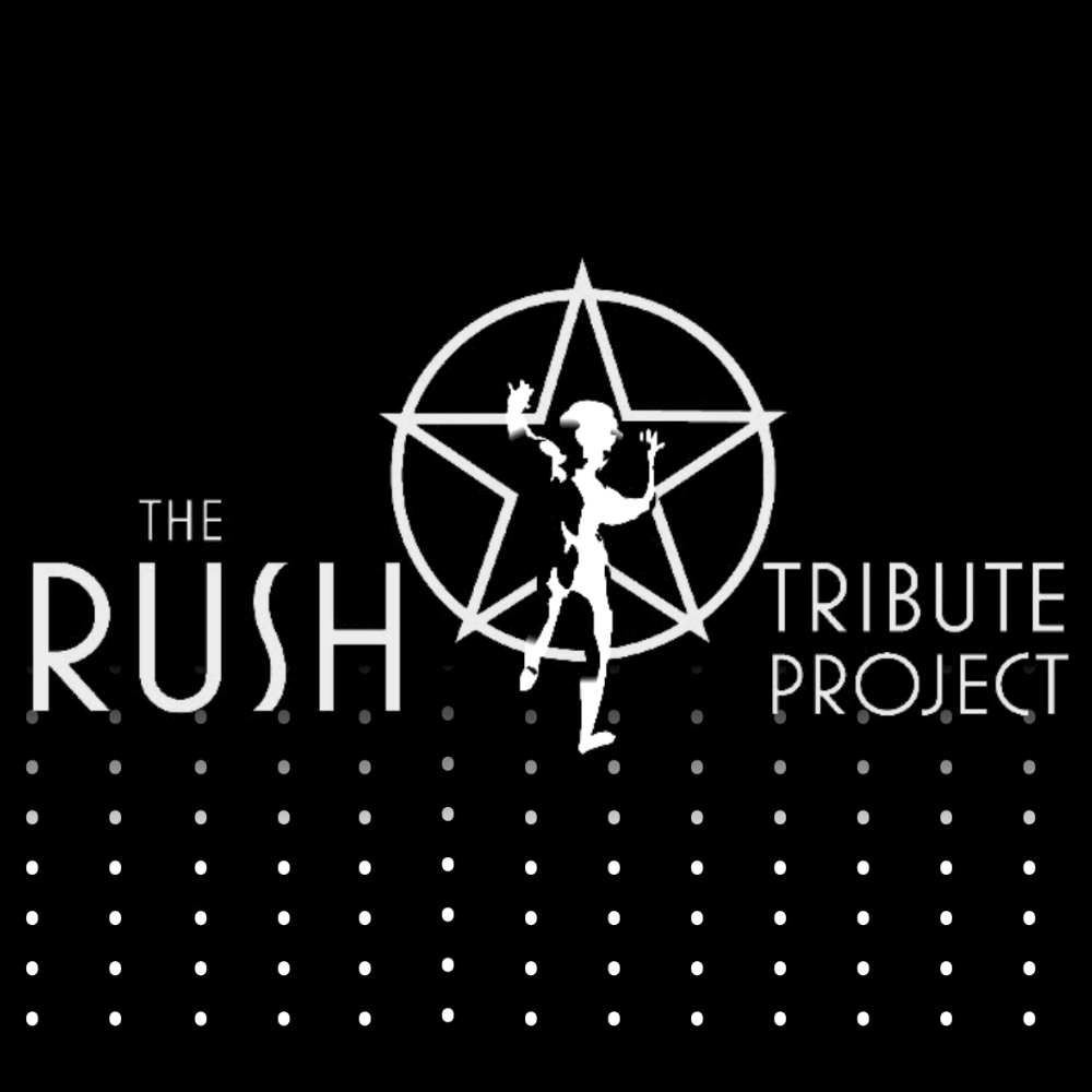 The Rush Tribute Project show poster
