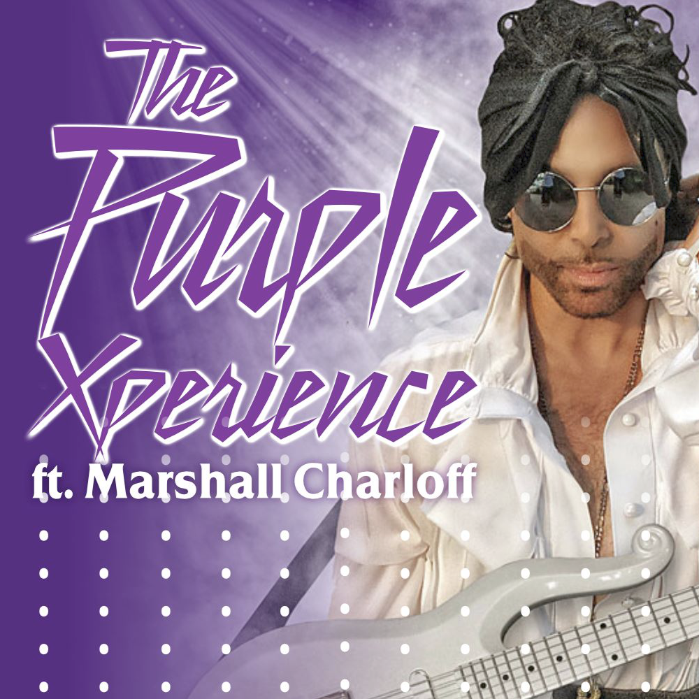The Purple xPeRIeNCE ft. Marshall Charloff show poster