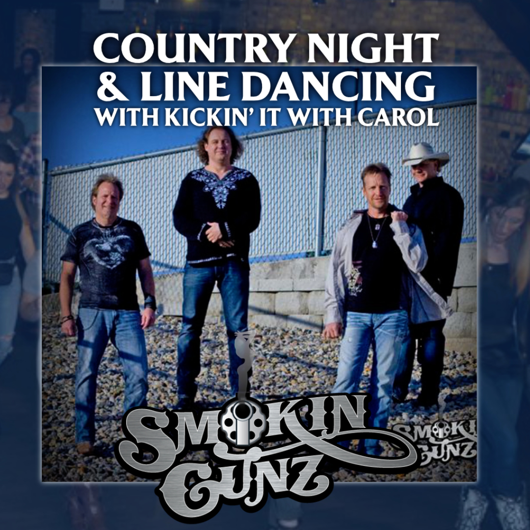 Country Night & Line Dancing show poster