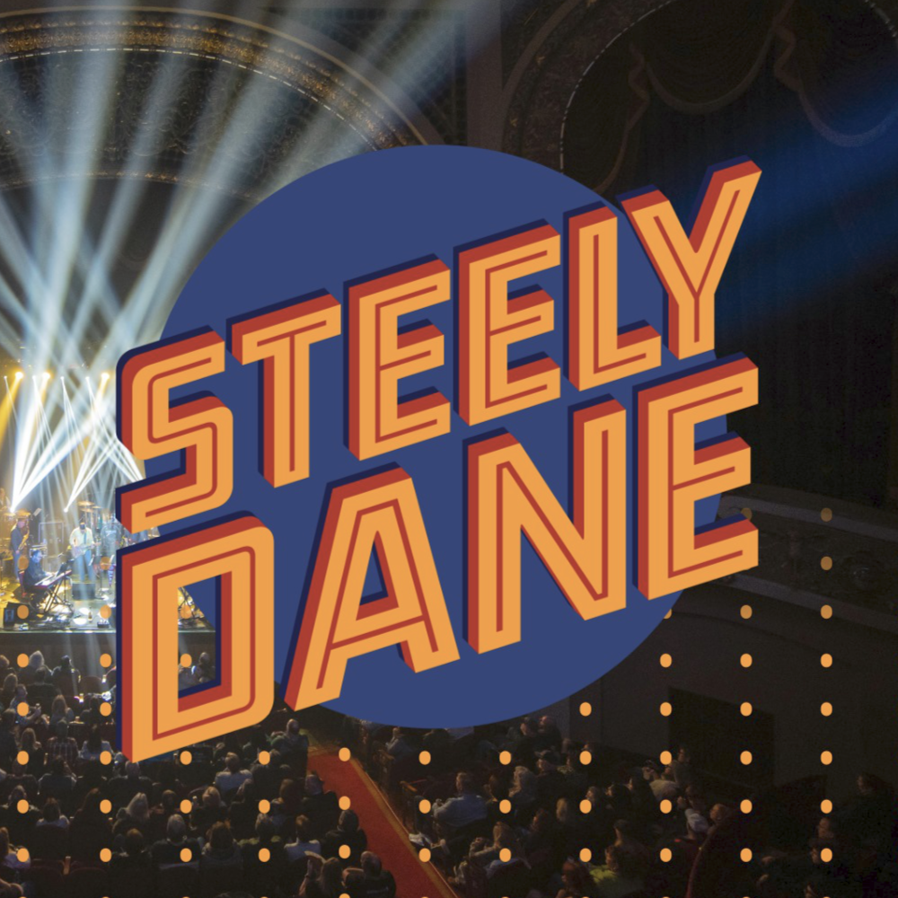 Steely Dane - The Ultimate Steely Dan Tribute show poster